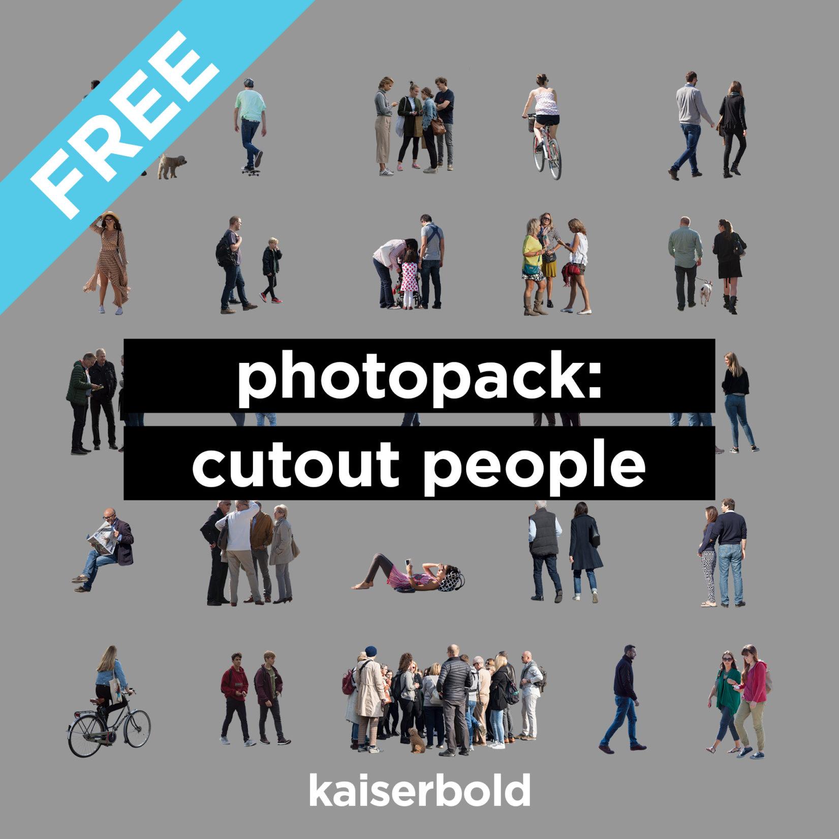 kaiserbold free cutout people 2019