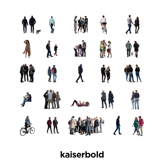kaiserbold 25 free png people cutouts package