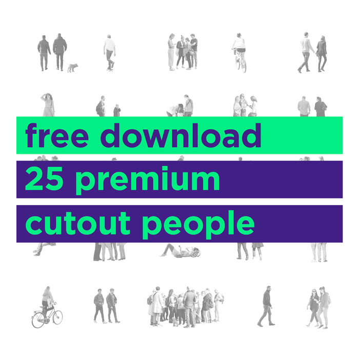 kaiserbold free cutout people package