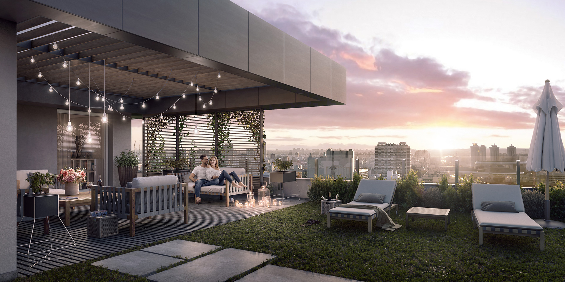 penthouse-green-roof-residental-apartment-sunset-3d-rendering-copyright-www-kaiserbold-com