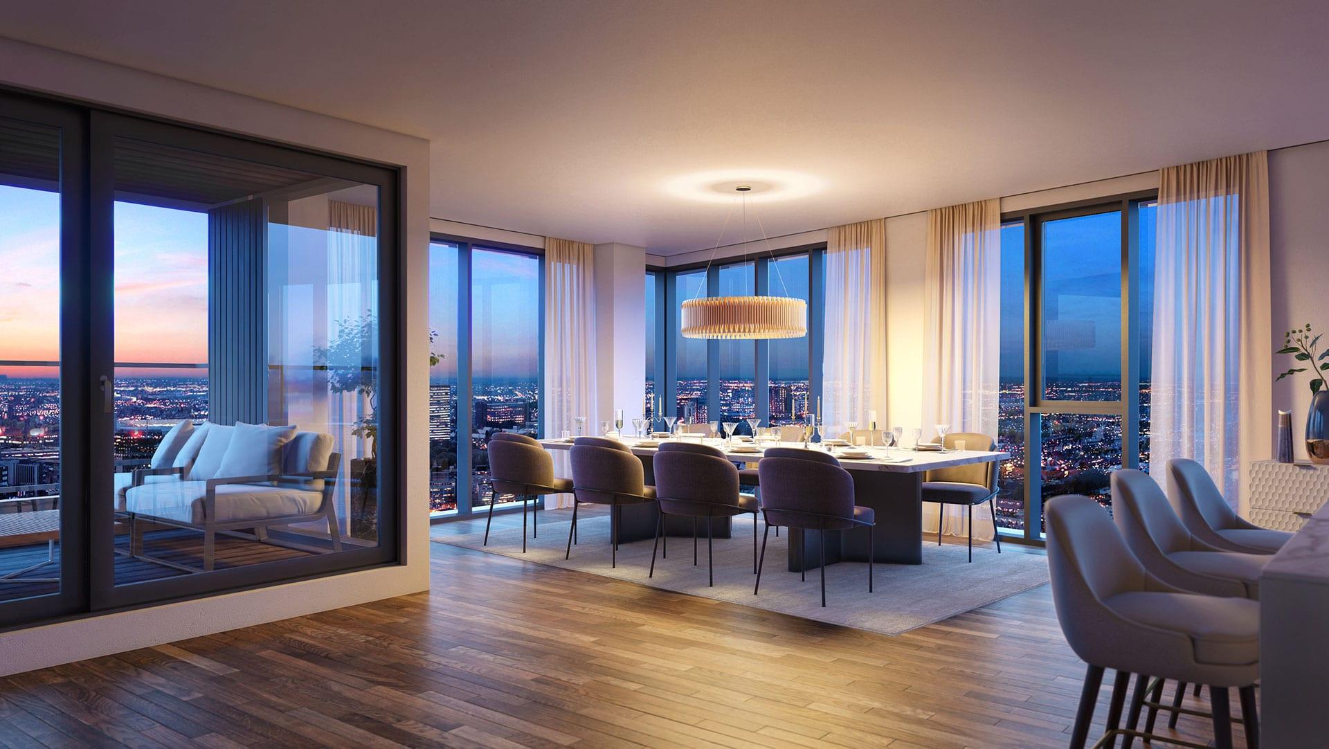 cgi-penthouse-interior-residential-night-powerhouse-company-bunkertoren-eindhoven-copyright-kaiserbold-com